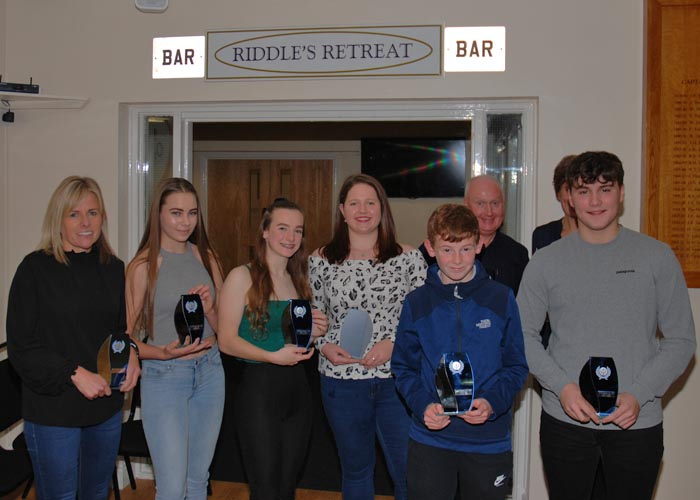 Presentation Night 2019 Group